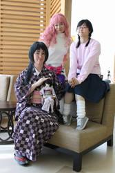 Chieko from Jellyfish Princess by aimeekitty
