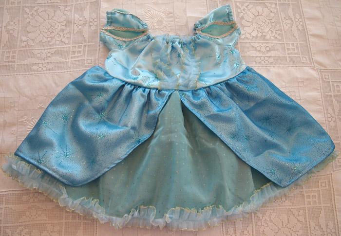 Baby Princess Dress by aimeekitty
