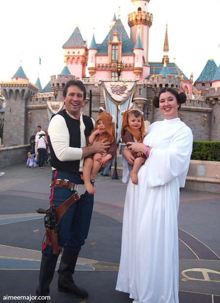 Star Wars Family Costumes by aimeekitty