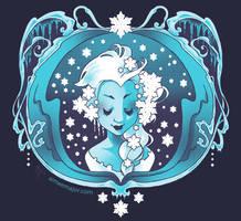 Snow Queen Elsa by aimeekitty