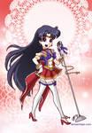 Idol Sailor Mars
