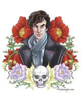 Sherlock by aimeekitty