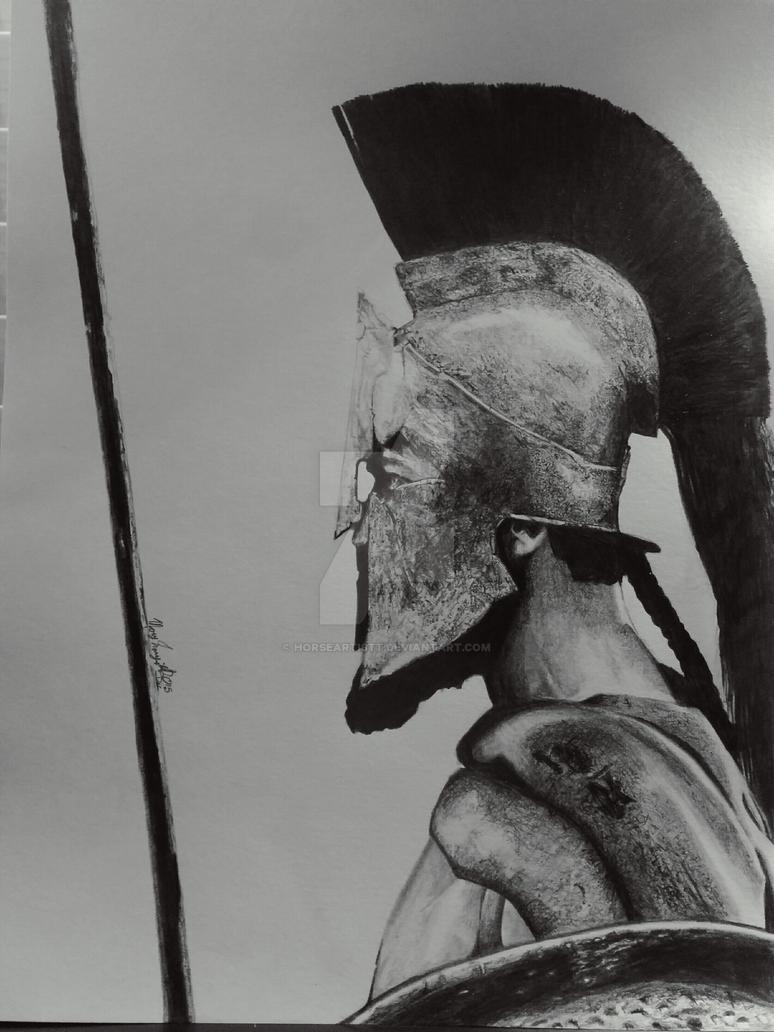 Leonidas I by HorseArtistt