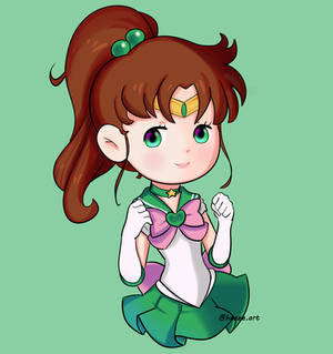 Makoto Kino/Sailor Jupiter