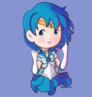 Ami Mizuno/Sailor Mercury