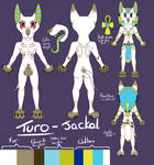 Turo Reference Sheet 2017 by Crystal-WolfDarkness