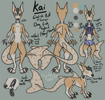 Kai Redesign by Crystal-WolfDarkness