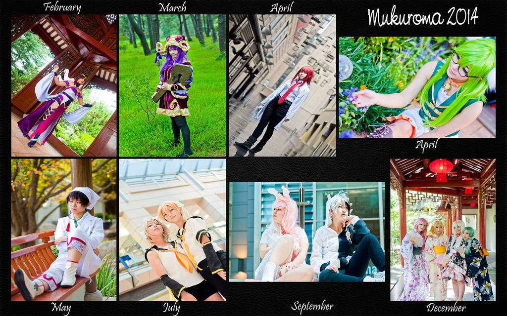 Mukuroma Photography 2014 by mukuroma