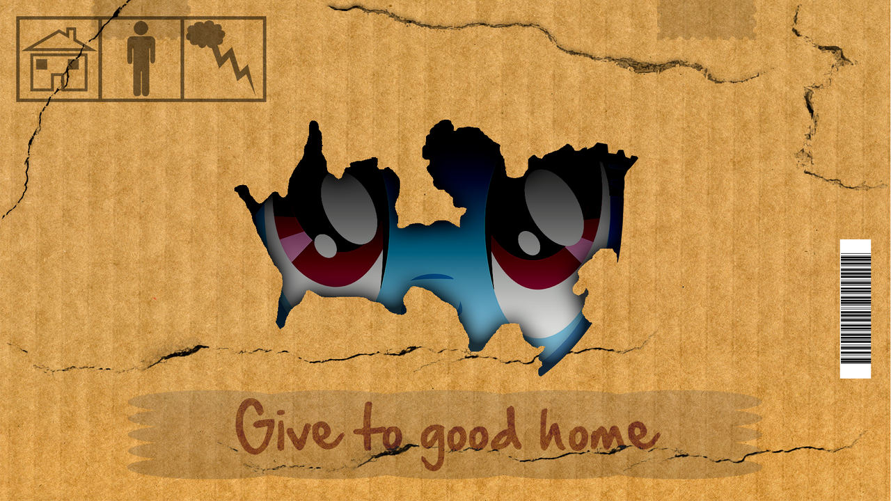 Give to good home by ryuuichi-shasame
