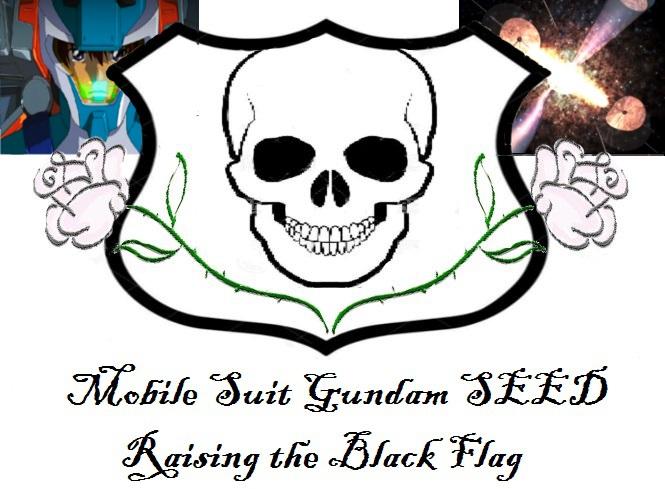 Black Flag Title by deathzealotzero