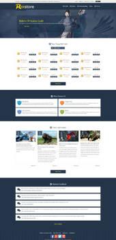RoIStore.com homepage screenshot