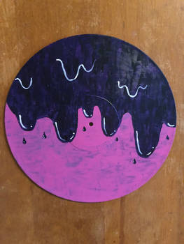 Painted vinyl