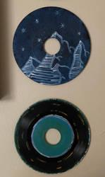 Painted vinyls 2