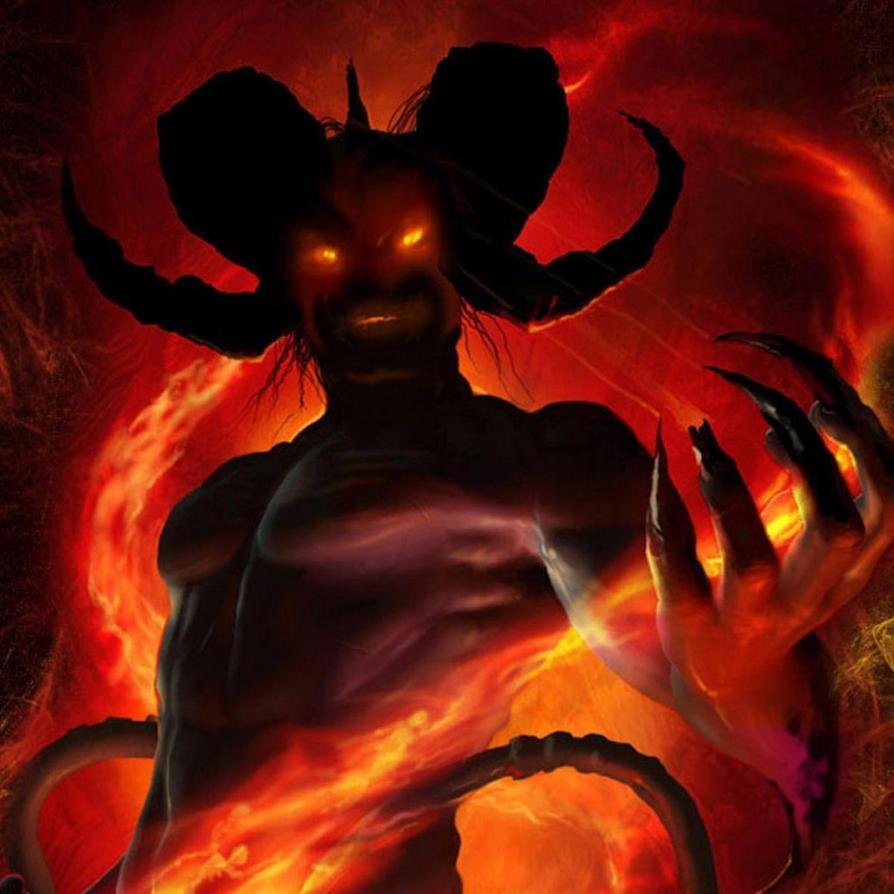 Как сделать чтобы сатана услышал меня