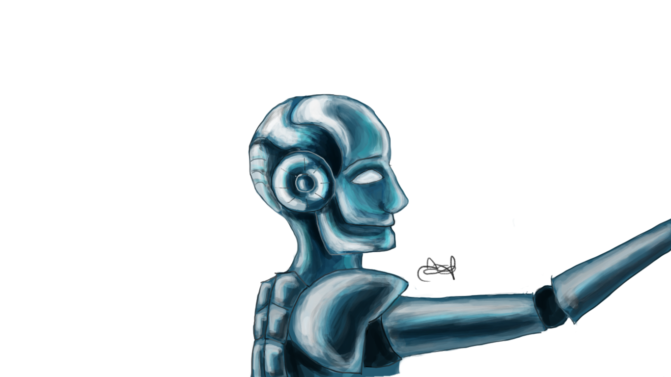 Robocco by Inkstandy