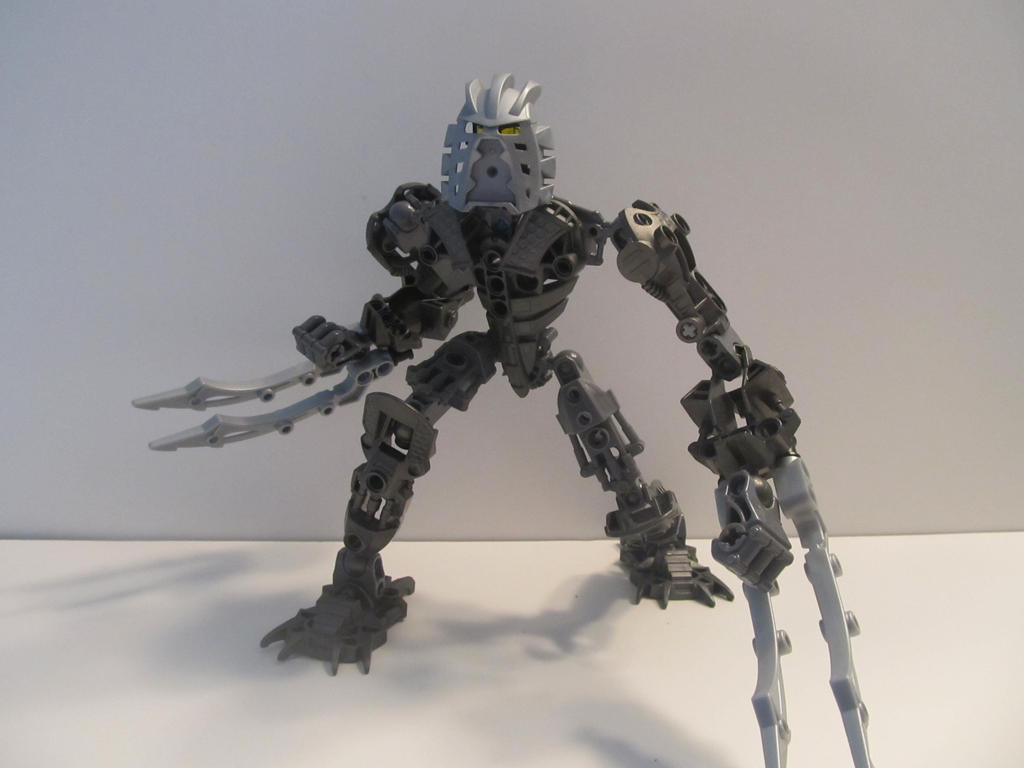 Tangi Toa of Sound (hawk321's moc/fanfic) by hawk321