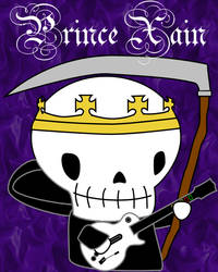 Prince Xain Guitar Hero ID by death-au