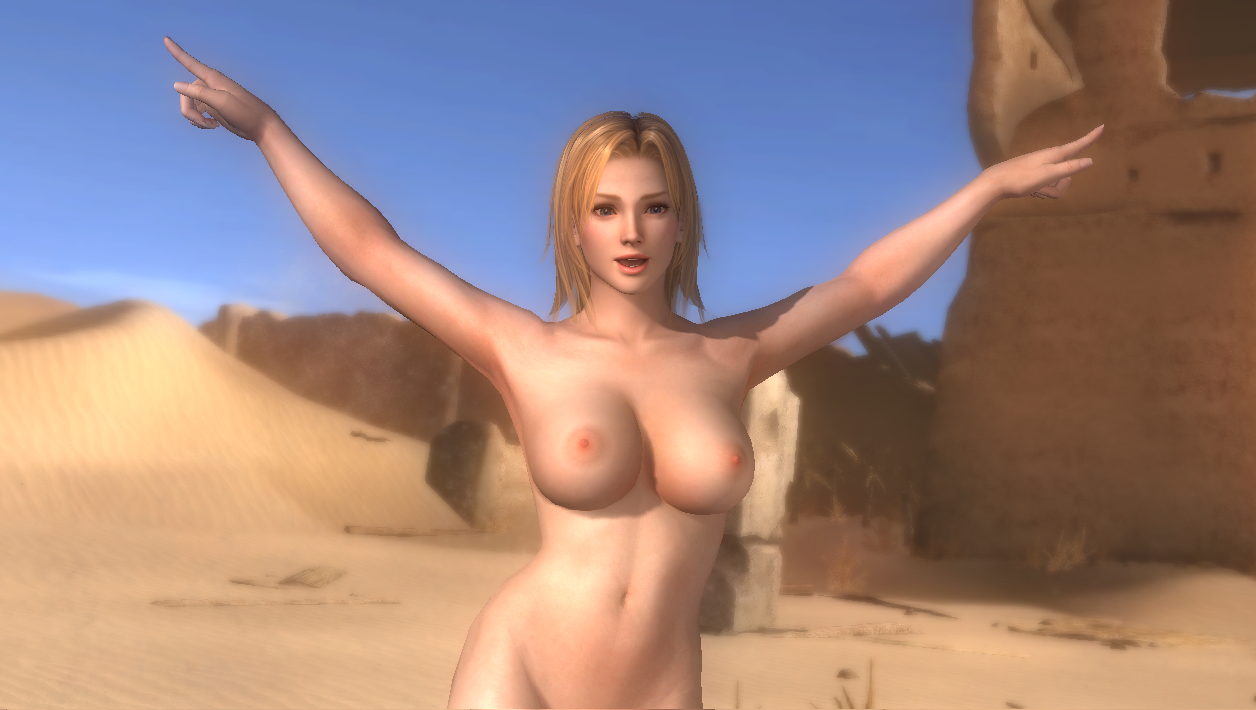 Doa 3 Nude Patch