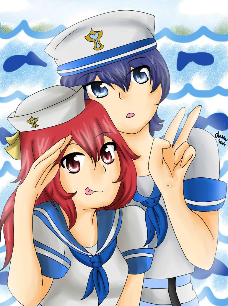 Sailors by Little-MissMidnight