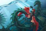 Underwater by F-Shearwater