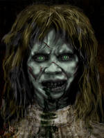 the exorcist by Rjrazar1
