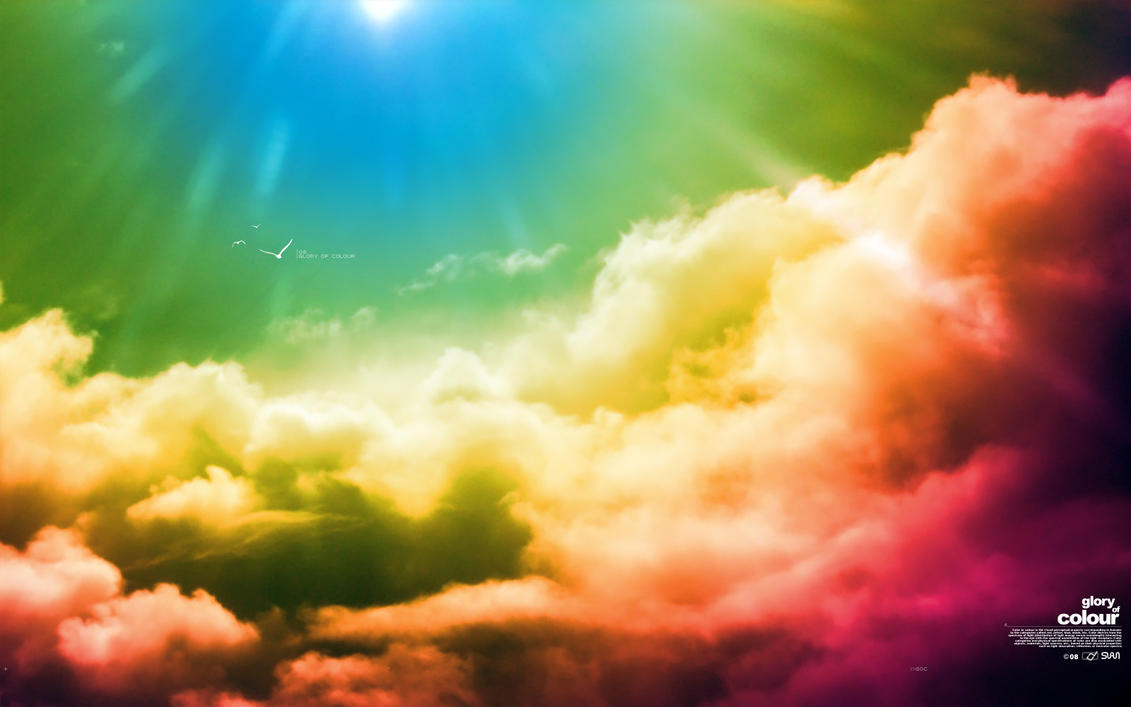 Glory of colour by sujanan