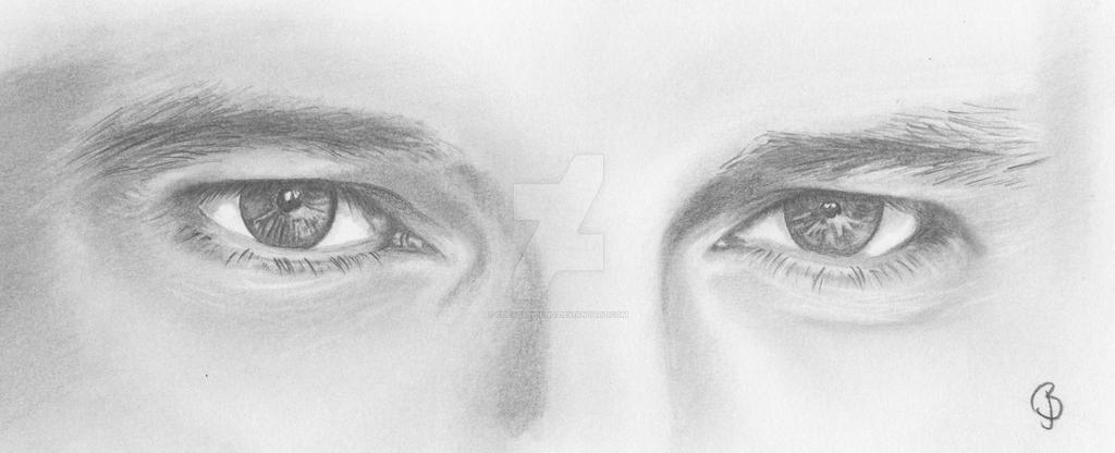 The Man With The Most Beautiful Eyes In The World By CDeathhound On DeviantArt