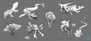 Creature Concepts 2
