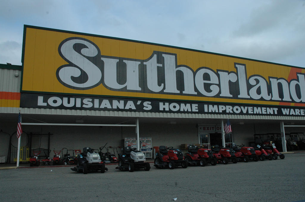 Sutherland Louisiana 39 S Home Improvement By Swordofscotland
