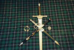 Swords of a Scottish Chief