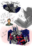 TF- AoE:  Optimus and Cade