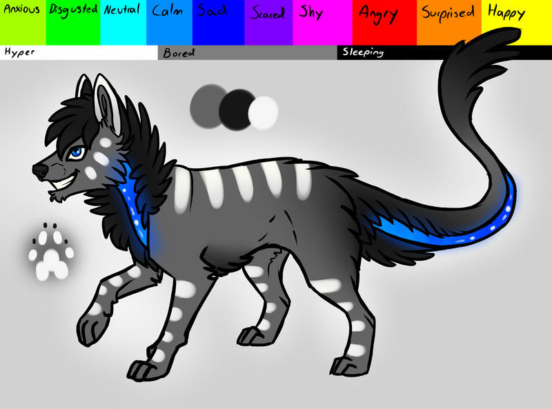 Character Design Contest 2014 : Character design contest entry by wolframclaws on deviantart