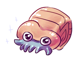 cute helix by Wolframclaws