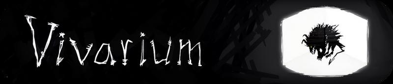 vivarium banner by Wolframclaws