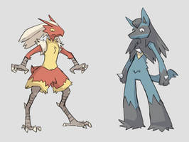 style swap by Wolframclaws