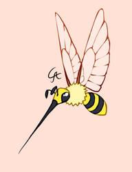 concept: buzzingbird