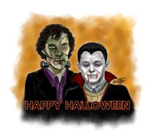 221B Halloween Street by Greendogbex