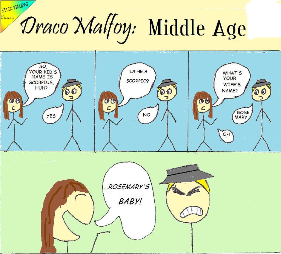 Draco Malfoy: M...