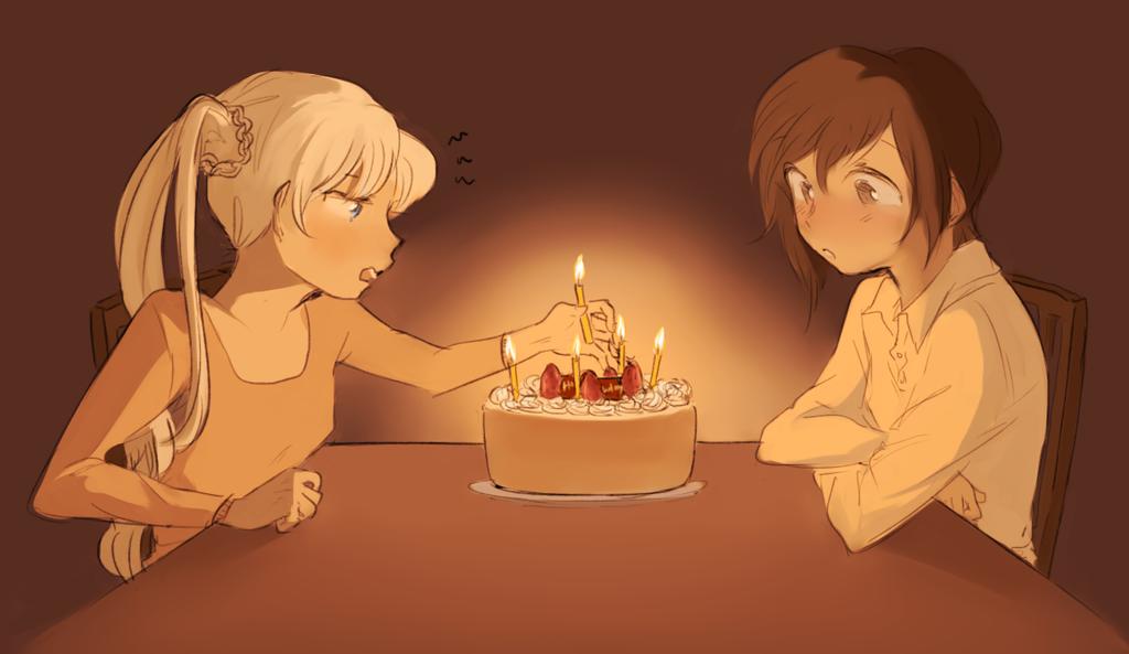 Happy Birthday by ram-jam