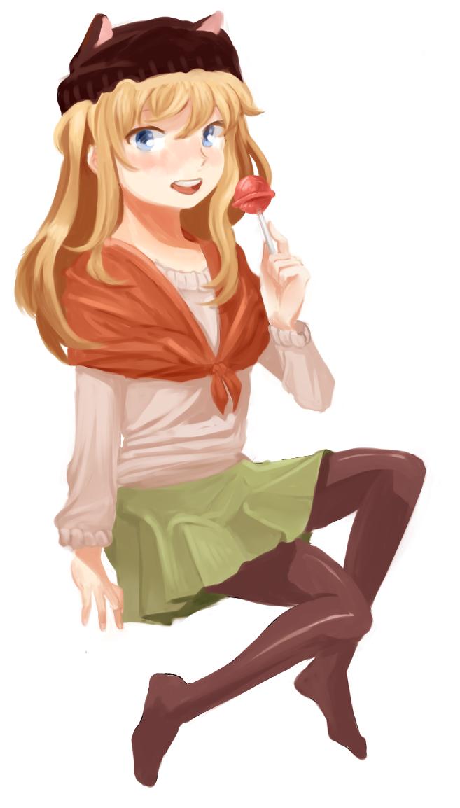 Lollipop by ram-jam