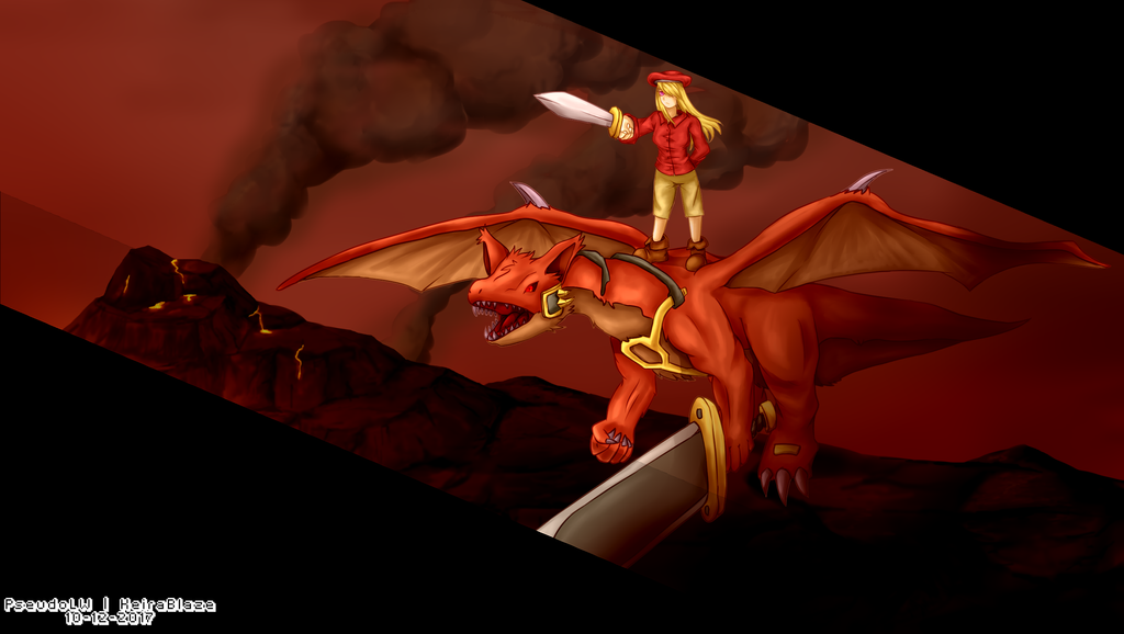The Flame of War by KeiraBlaze