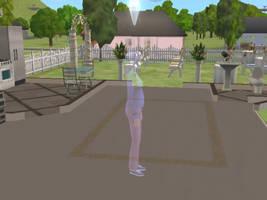 bella goth on sims 2