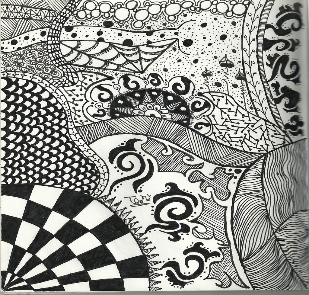 Abstract Drawing by smileyface001 on DeviantArt Abstract Drawing