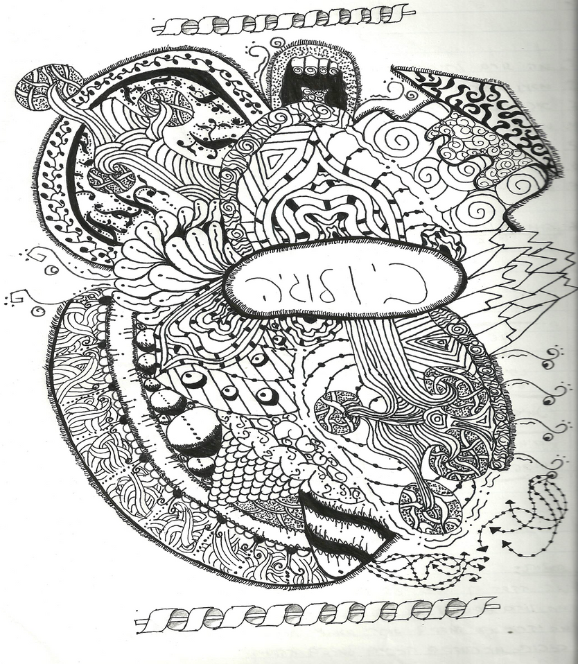 Notebook Cover Art ~ Biology notebook cover by smileyface on deviantart