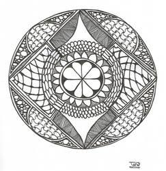 Mandala NO.8 by smileyface001