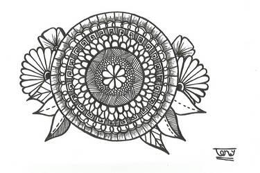 Small Mandala by smileyface001