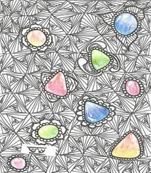 Gemstone Paradox by smileyface001
