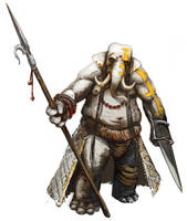 Ganeshas disciple by Odinoir