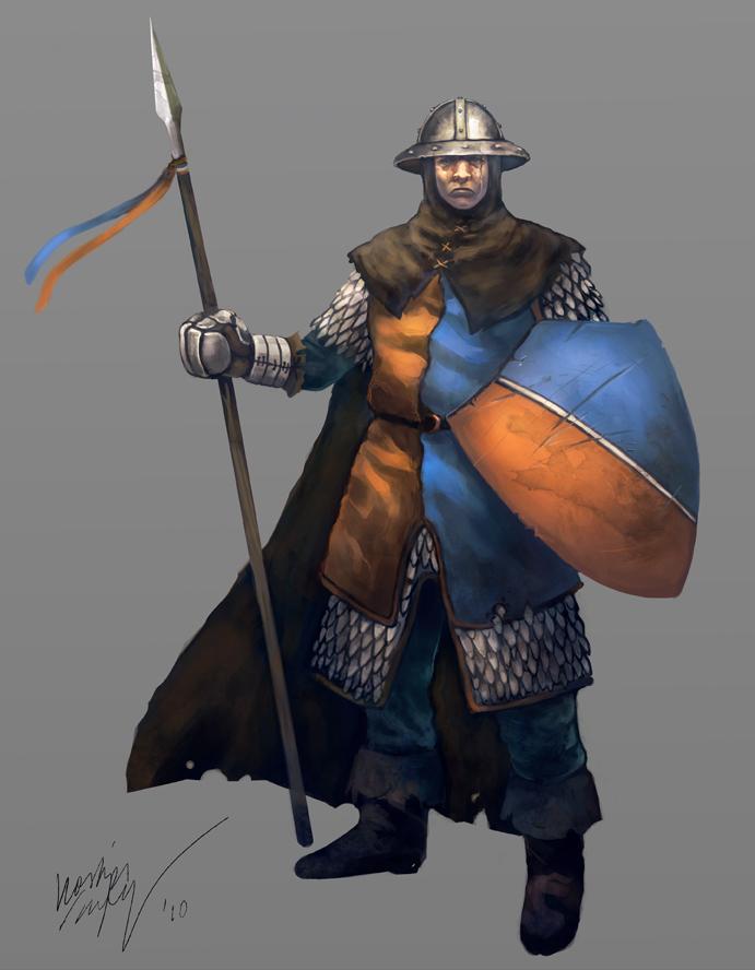 The Cityguard by Odinoir