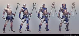 Pharao Vampire by Odinoir